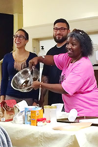 Cooking for health and community