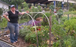 Anne Woods at Citizen Gardener