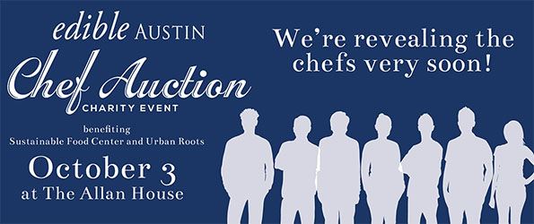 Edible Austin Chef Auction
