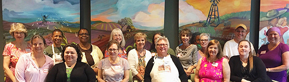Cooking After Cancer Class Attendees