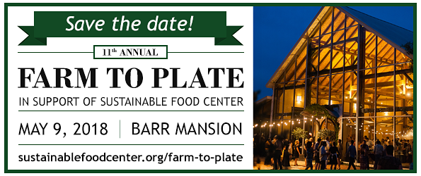 11th Annual Farm to Plate