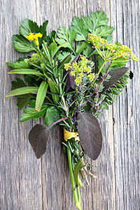 Herb bouquets make great gifts!