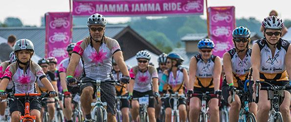 Mamma Jamma Ride