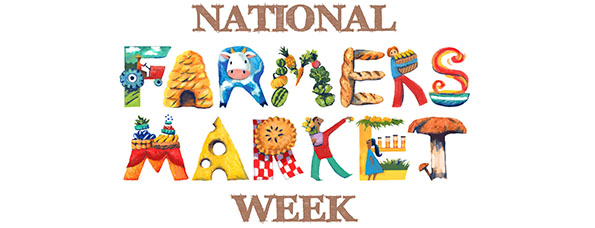 National Farmers' Market Week