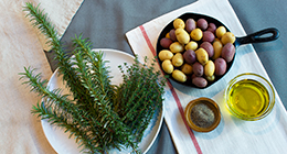 Rosemary and Potatoes