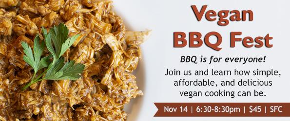 Vegan BBQ Fest