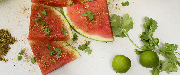 Chili-Lime Watermelon