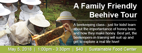 Kids Bee Hive Tour