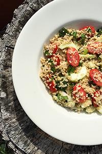 Bulger Salad