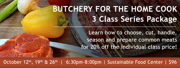 Butchery for the Home Cook Series
