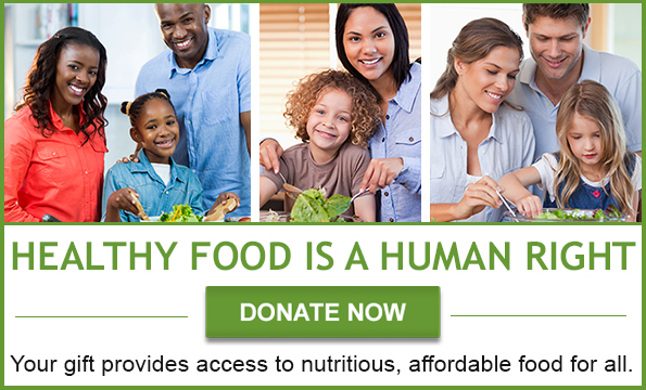 Donate to Sustainable Food Center today!