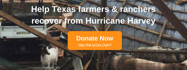 Texas Farmer Relief Fund