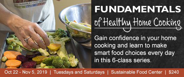 Fundamentals of Healthy Home Cooking
