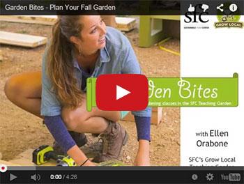 Garden Bites Video