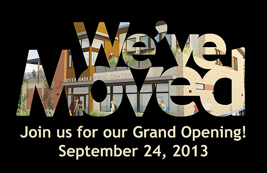 SFC Grand Opening Sept 24