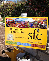 Grow Local Sign