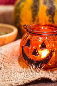 Have a healthy, happy halloween with these great tips!