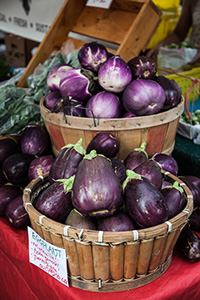 Learn what's available now at the SFC Farmers' Markets!