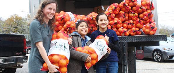 Ortega Elementary Citrus Fundraiser