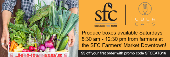 SFC Farmers' Markets on UberEATS