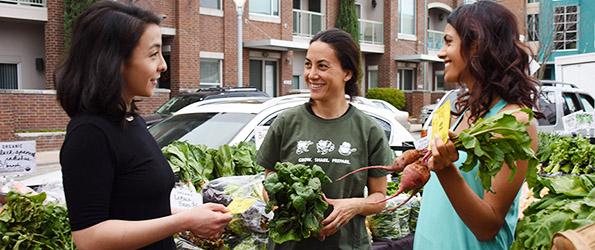 Farmers' Market Nutrition Program