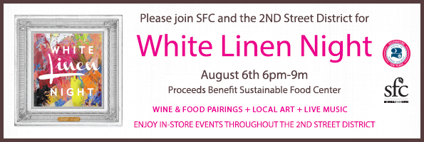 White Linen Night