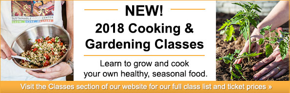 New 2018 Classes Available!